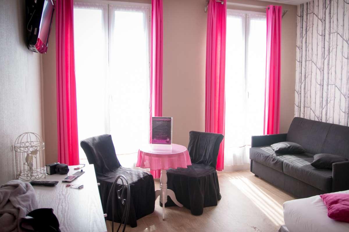 Camere tripla for Hotel ideal design